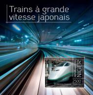 Niger 2013  Japanese High Speed Trains - Niger (1960-...)