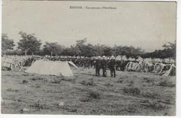 KROUBS (Algérie) - Campement D'Artilleurs (E139) - Régiments