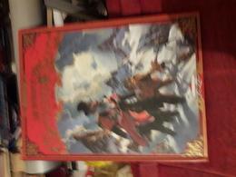 Nesme & Jules Verne Les Enfants Du Capitaine Grant  Ed Delcourt Tbe - Livres, BD, Revues