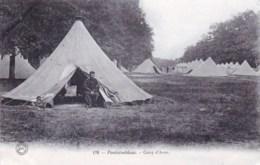 77  -  Seine Et Marne -  FONTAINEBLEAU - Camp Militaire  D Avon - Fontainebleau