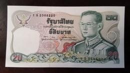 Thailand Banknote 20 Baht Series 12 P#88 SIGN#57 UNC - Thailand
