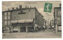 54 PONT à MOUSSON Rue Du Pont CPA - Pont A Mousson