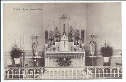 Nimes Eglise Jeanne D'arc - Nîmes
