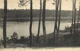 ANGLET  Lac Chiberta RV - Anglet