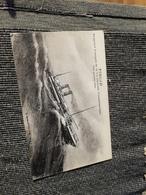 291/ TIMGAD PAQUEBOT FRANCAIS DE LA COMPAGNIE TRANSATLANTIQUE PAR GROSSE MER - Steamers