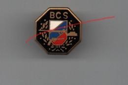Pin's Militaria  Ou Police BCS, Fraisse Paris, Rare..........................BT12 - Army