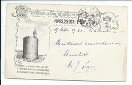 Nimes Congrés National Des Unions Chretiennes 1909 - Nîmes