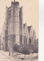 CPA - 10. SEIGNELAY (Yonne) - L'église - Seignelay