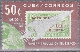 CUBA     SCOTT NO. 884      MNH        YEAR  1964 - Unused Stamps