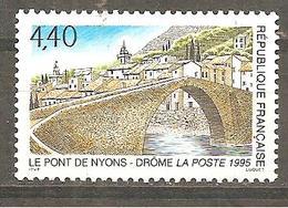 FRANCE 1995 Y T N ° 2956  Neuf** - Frankreich
