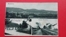 Brezovica.Zelezniska Postaja.Railway Station. - Slovenia