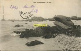 29 Porspoder, Le Port, Affranchie 1904, éd Villard 3233, Visuel Peu Courant - France
