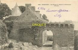 29 Porspoder, Les Ruines Du Manoir De Kerenneur, L'entrée, Affranchie 1904 - France