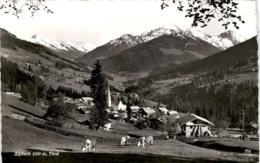 Alpbach 1000 M, Tirol (774) * 23. 5. 1962 - Österreich