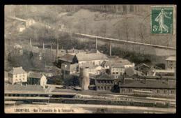 54 - LONGWY-BAS - LA FAIENCERIE - LA GARE DE CHEMIN DE FER - EDITION V. KREMER - Longwy