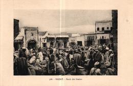 MAROC - RABAT - SOUK DES GRAINS - Rabat