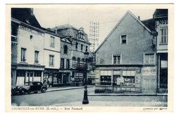 28 EURE ET LOIR - COURVILLE SUR EURE Rue Pannard - Courville