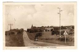 28 EURE ET LOIR - LANDELLES Vue D'ensemble - France