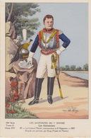 Uniformes Du 1er Empire Le Colonel Merlin Commanant Le 8eme Régiment 1805  ( Tirage 400 Ex ) - Uniformen