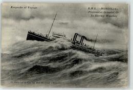 52941886 - Schiff R.M.S. Mongolia - Steamers