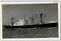 52942136 - Schiff Tessa Chargeurs Reunis - Cargos