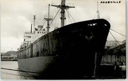 52942156 - Schiff Abbeville Chargeurs Reunis - Cargos