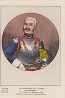 Uniformes Du 1er Empire Officier Du 8eme Régiment ( Tirage 400 Ex ) - Uniformen