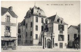 LE CROISIC - Hotel De Ville  (114098) - Le Croisic