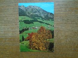 "Autriche , Bergdorf "" Alpbach "" Tirol , Gegen Gratispitze - Austria"