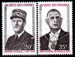 Comore-0009 - Emissione 1971 (++) MNH - Senza Difetti Occulti. - Nuovi