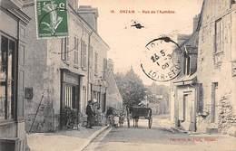 41.n°57036.onzain.rue De L'aumone - France