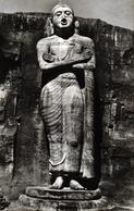 CEYLON - SRI LANKA - STANDING BUDDHA STATUE AT GAL VIHARA POLONNARUWA - Sri Lanka (Ceylon)