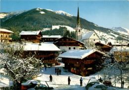 Bergdorf Alpbach 1000 M, Mit Schatzberg (776) * 1981 - Österreich