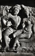 CEYLON - SRI LANKA - STONE RELIEF OF LOVERS AT ISURUMUNIYA CIRCA - Sri Lanka (Ceylon)