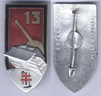 Insigne Du 13e Régiment De Génie - Army