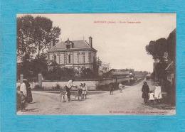 Moussey. - École Communale. - Autres Communes