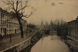 Gent - Gand // Rabot ( Ander Zicht Met Stuk Kade) ) 1921 - Gent