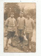 Cp , Carte Photo  , Militaria , Militaires , écrite 1917 - Characters