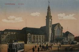 Luxembourg // LA Gare - Station ( Tram) 19?? - Luxemburg - Stad