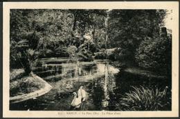 CP 54 Nancy - Le Parc Olry, La Pièce D'eau - Nancy
