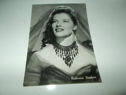 B726   Katherine Hepburn Non Viaggiata - Attori