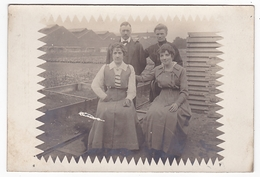 Carte Photo , Maraichers , Bobigny , La Plaine ? - Postcards
