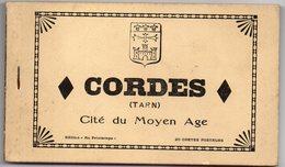 ALBUM CARNET     20 CARTES DETACHABLES   81     CORDES - Cordes