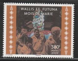 WALLIS Et FUTUNA - 2018 - Mois De Marie - Ungebraucht