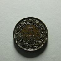 British India 1/12 Anna 1939 - India