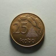 Nigeria 25 Kobo 1991 - Nigeria