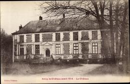 Cp Anizy Le Château Aisne, Vue Du Château - Autres Communes