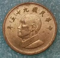 Taiwan 1 Dollar, 95 (2006) -1994 - Taiwan