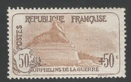 France Yvert 153* Bon Centrage 1e Charnière Cote EUR 300+ (numéro Du Lot 539LA) - France