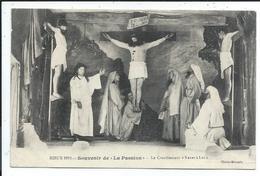 Rieux 1911 Souvenir De La Passion , Le Crucifiement - France